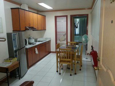 1 BR with 2 beds 1